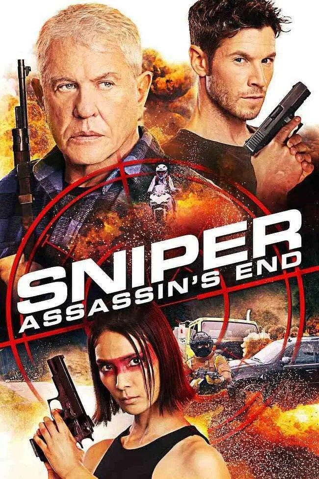 狙击精英:绝路反击 Sniper:Assassin's End