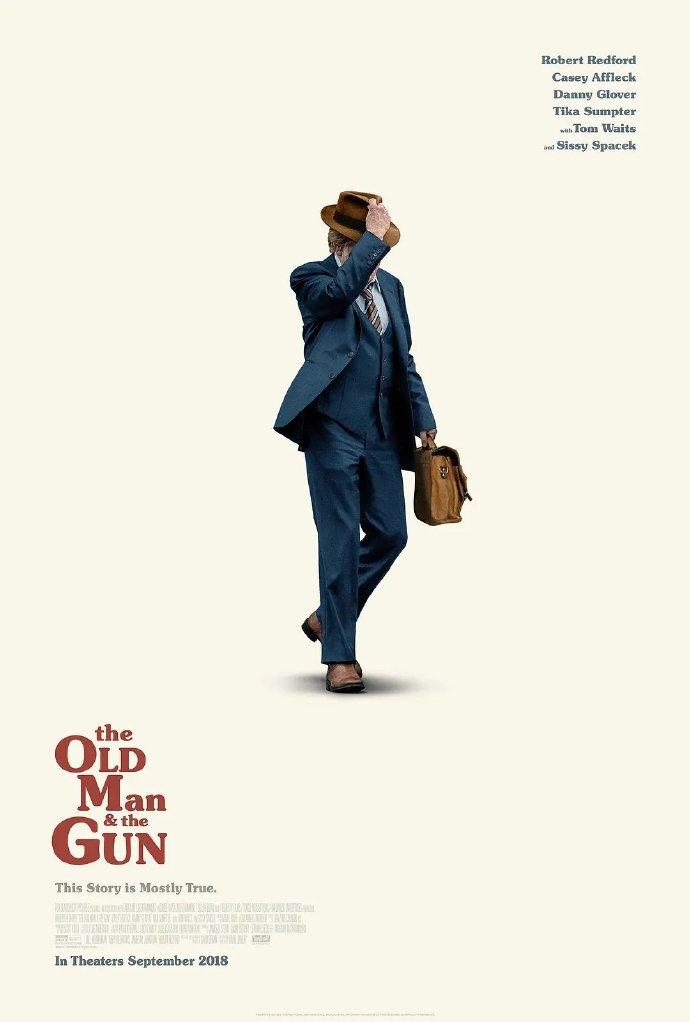 老人和枪 The Old Man and the Gun