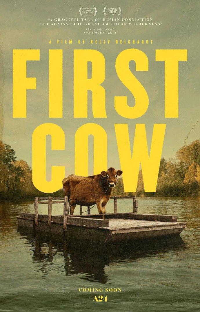 第一头牛 First Cow