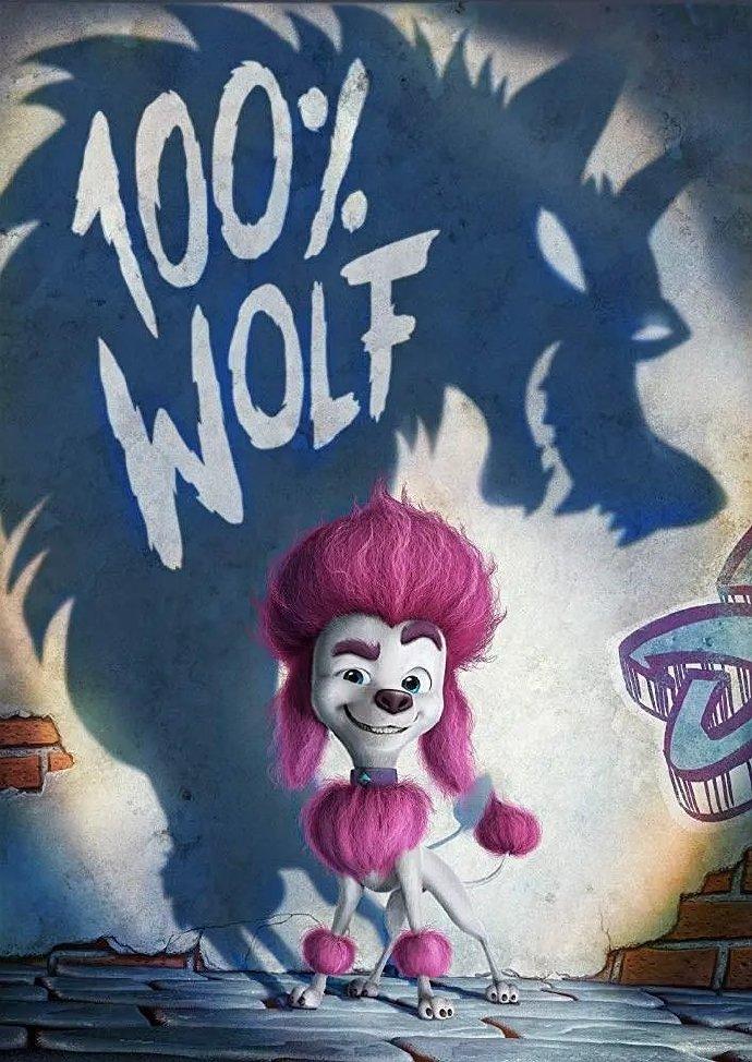 纯种狼 100%Wolf