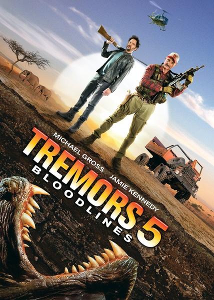 异形魔怪5:血脉 Tremors 5: Bloodline
