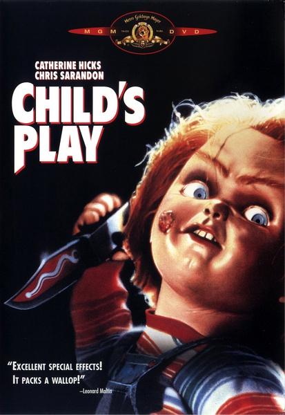 鬼娃回魂 Child's Play