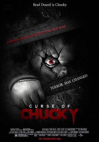 鬼娃的诅咒 Curse of Chucky