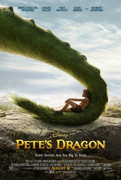彼得的龙 Pete's Dragon