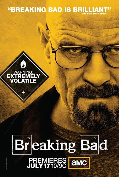 绝命毒师第四季 Breaking Bad Season 4