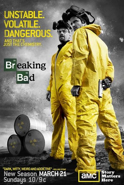绝命毒师第三季 Breaking Bad Season 3