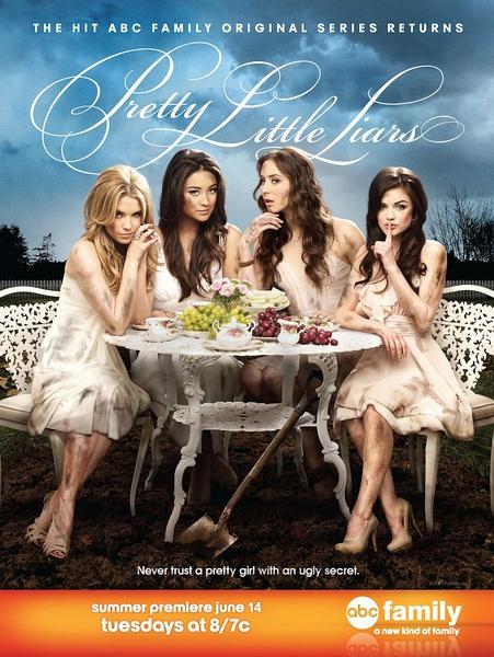 美少女的谎言第二季 Pretty Little Liars Season 2