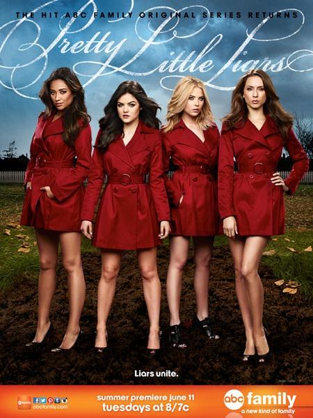 美少女的谎言第四季 Pretty Little Liars Season 4