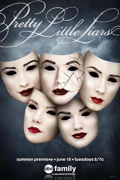美少女的谎言第五季 Pretty Little Liars Season 5