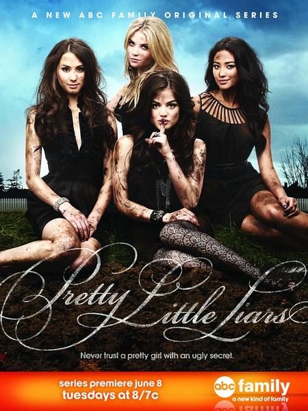 美少女的谎言第一季 Pretty Little Liars Season 1