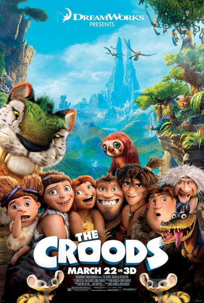疯狂原始人 The Croods