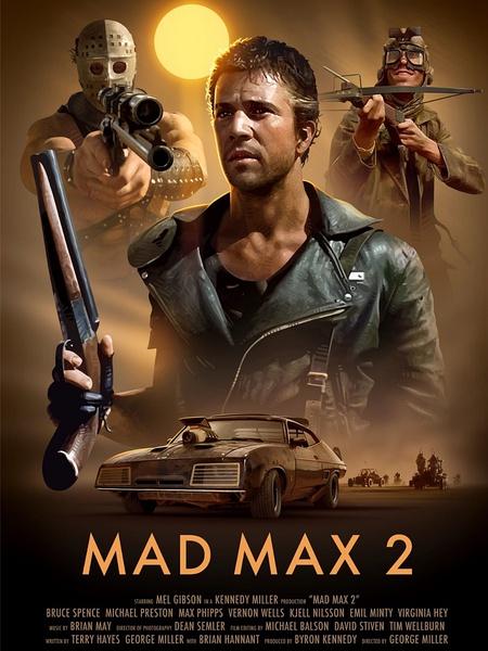 疯狂的麦克斯2 Mad Max 2