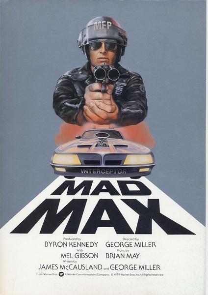 疯狂的麦克斯 Mad Max