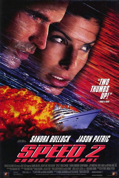 生死时速2:海上惊情 Speed 2: Cruise Control