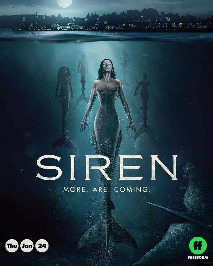 诡媚海妖 第二季 Siren Season 2