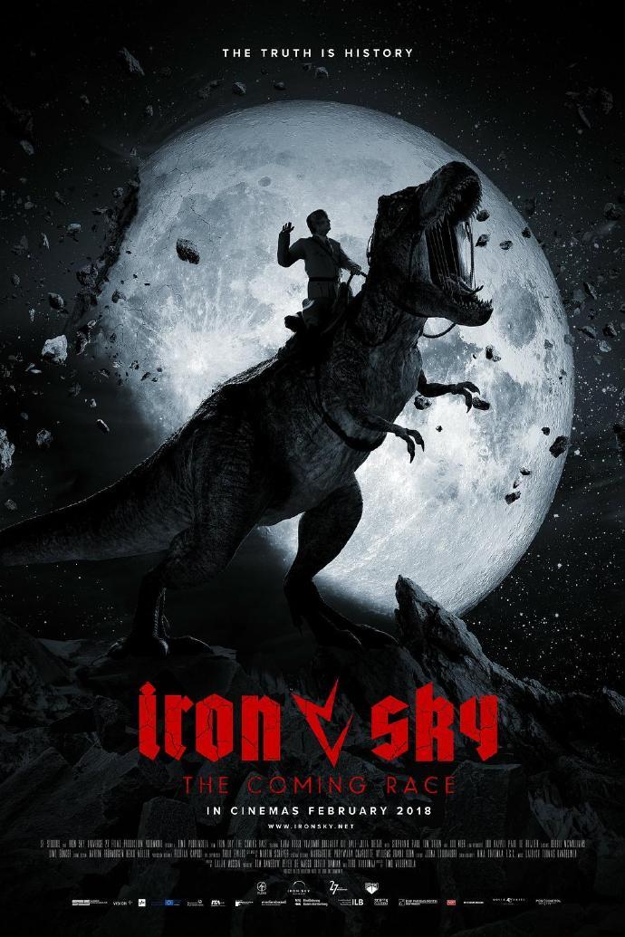 钢铁苍穹2:即临种族 Iron Sky: The Coming Race