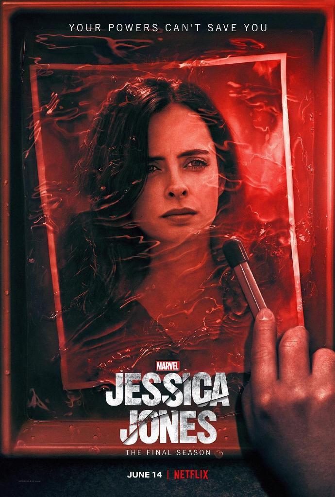 杰西卡·琼斯 第三季 Jessica Jones Season 3