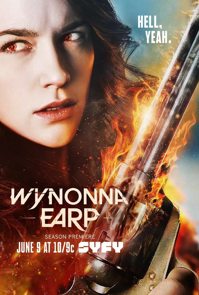 狙魔女杰 第二季 Wynonna Earp Season 2