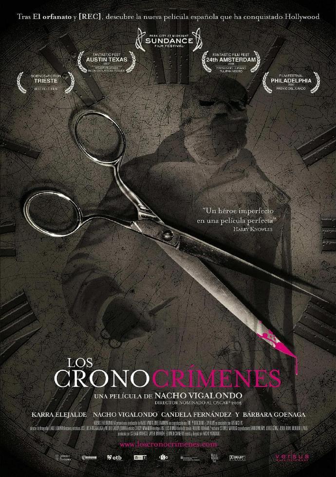 时空罪恶 Los cronocrímenes