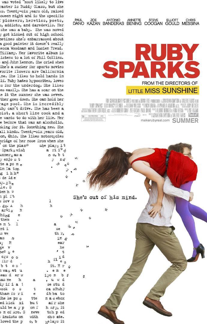 恋恋书中人 Ruby Sparks