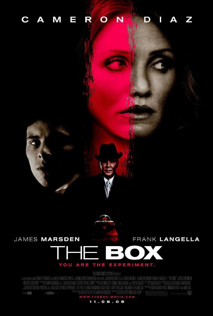 魔盒 The Box