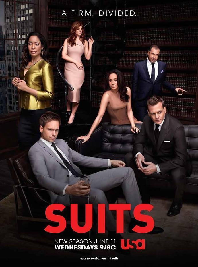金装律师 第四季 Suits Season 4