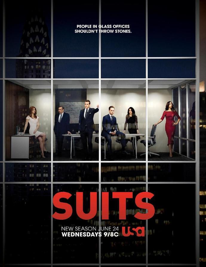 金装律师 第五季 Suits Season 5
