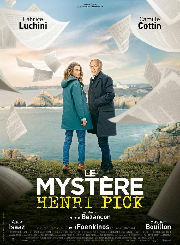 神秘的亨利·皮克 Le mystère Henri Pick