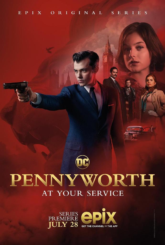 潘尼沃斯 Pennyworth