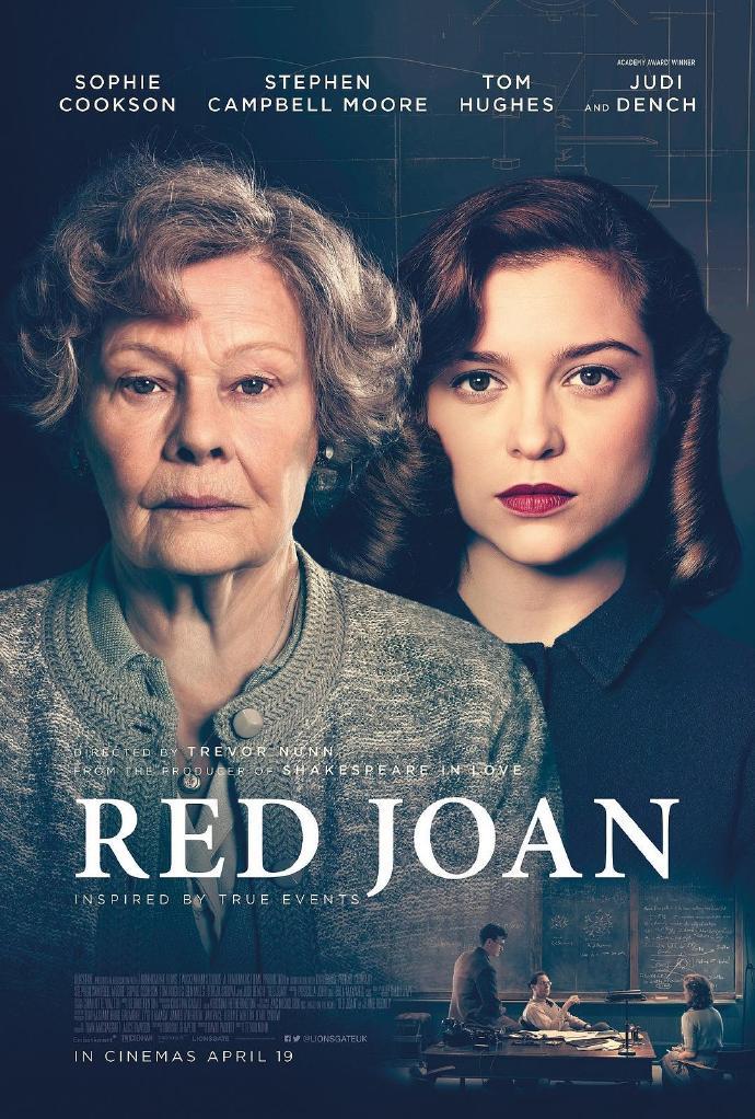 红琼 Red Joan