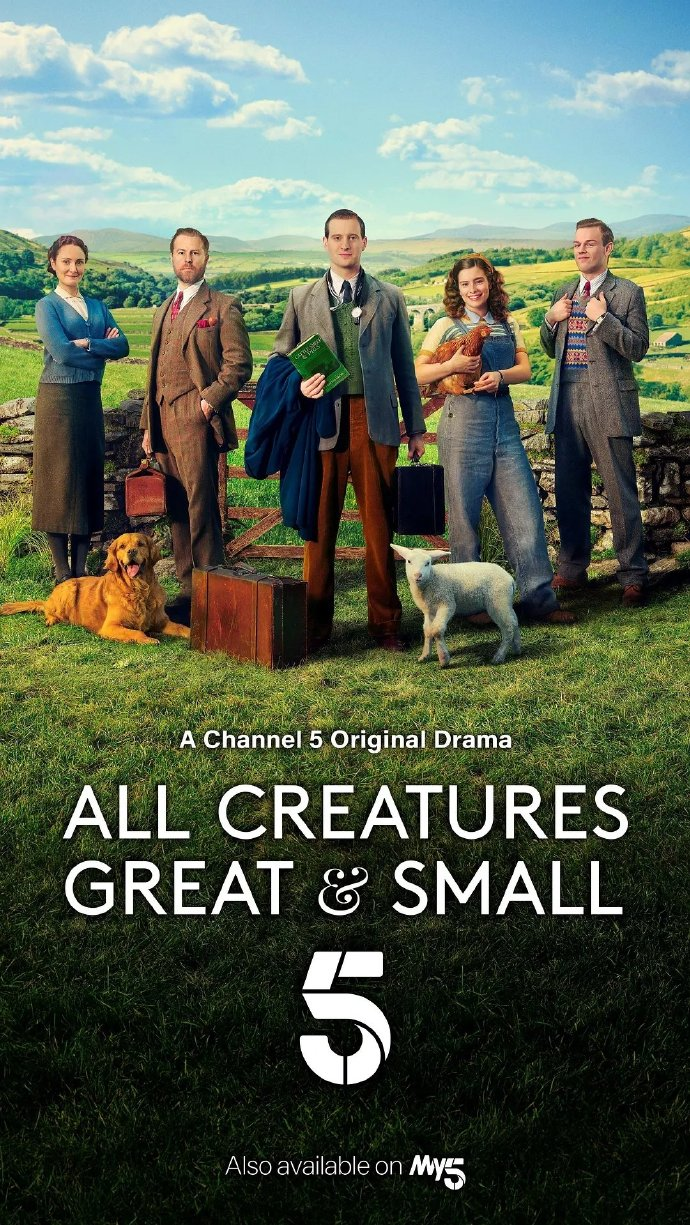 万物既伟大又渺小 All Creatures Great and Small