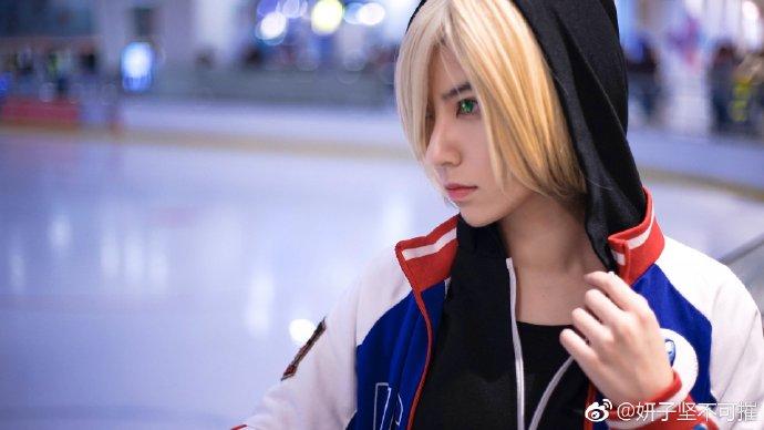 【cos正片】《冰上的尤里》尤里普利塞提 cosplay欣赏 cosplay-第7张