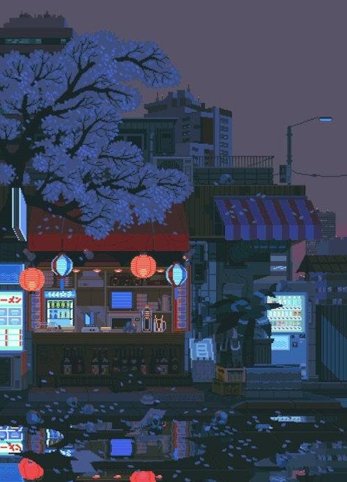 晚安心语说说200104:心要像伞,撑得开,收得起
