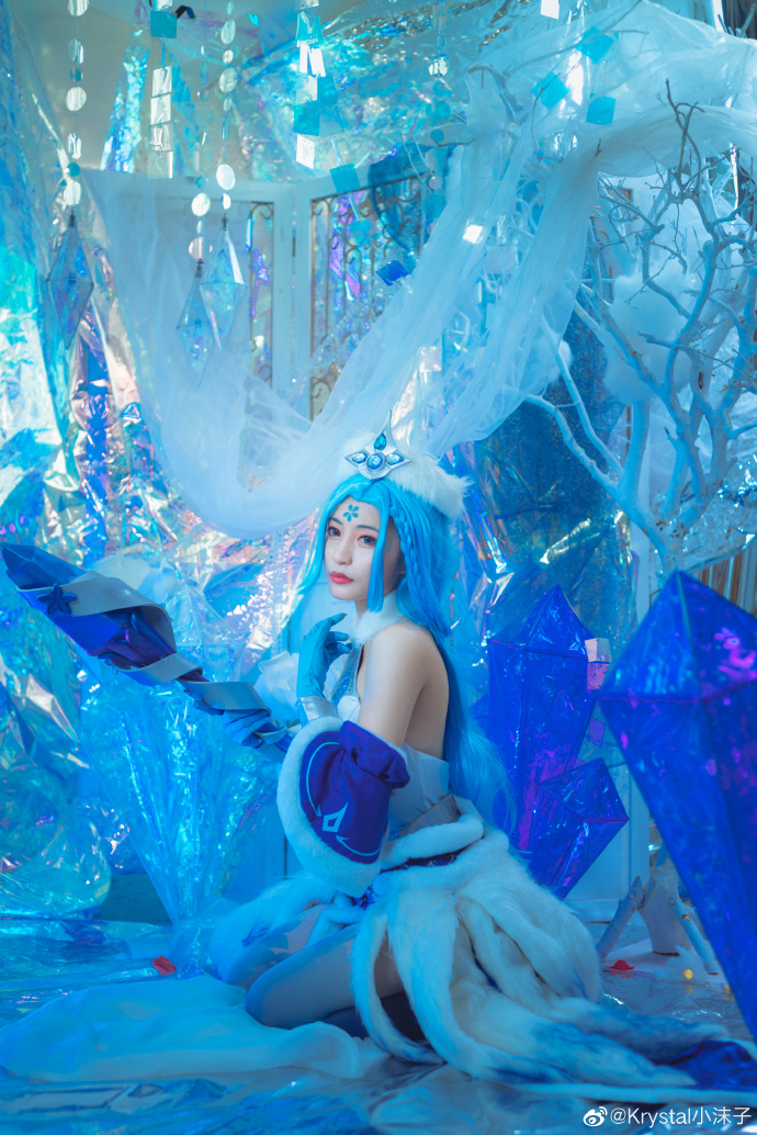 【cos正片】《王者荣耀》王昭君cosplay欣赏 cosplay-第10张