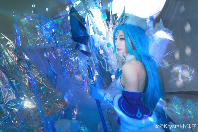 【cos正片】《王者荣耀》王昭君cosplay欣赏 cosplay-第11张