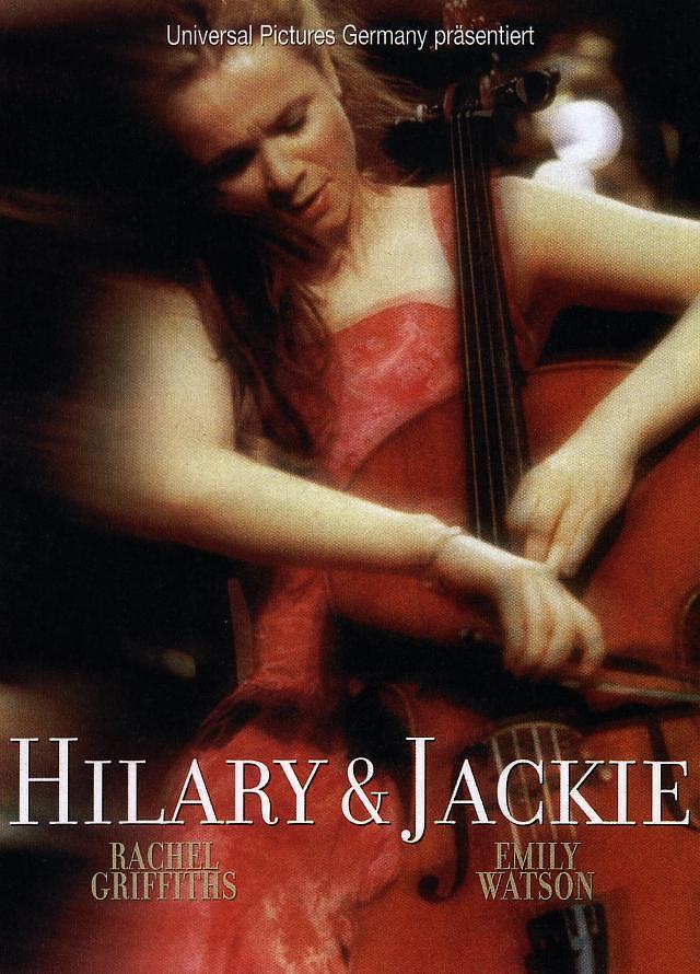 她比烟花寂寞 Hilary and Jackie