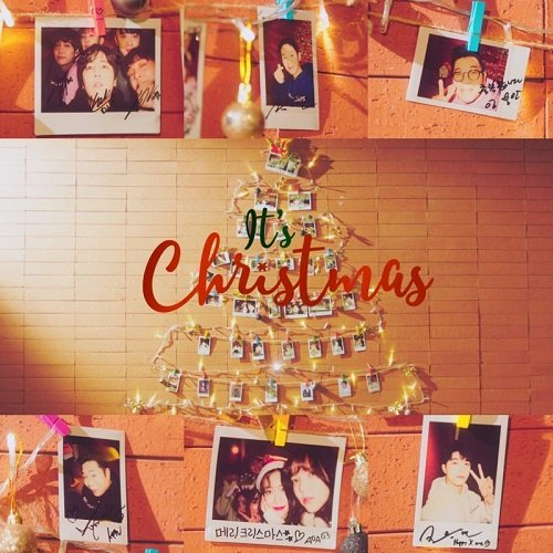FNC《It's Christmas》阵容公开,刘在石,丁海寅等艺人总出动