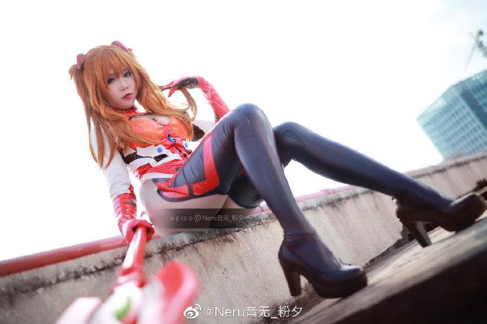 【cos正片】《新世纪福音战士》明日香cosplay欣赏 cosplay-第12张