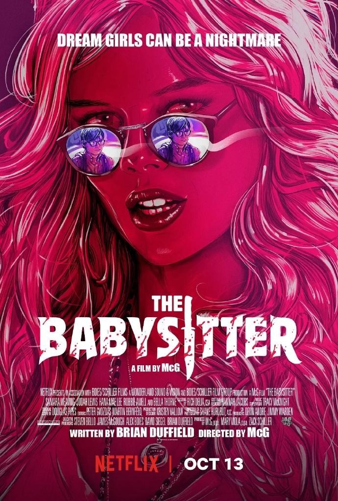 辣手保姆 The Babysitter