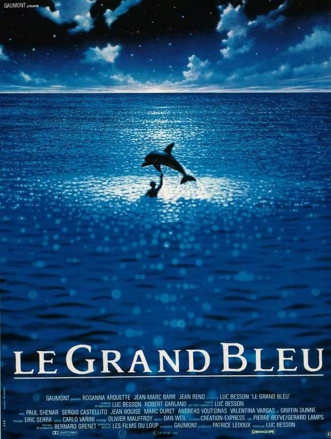 碧海蓝天 Le grand bleu