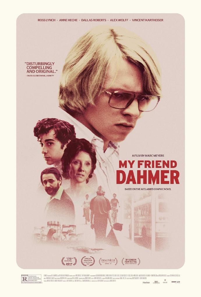 我朋友是杀人狂 My Friend Dahmer