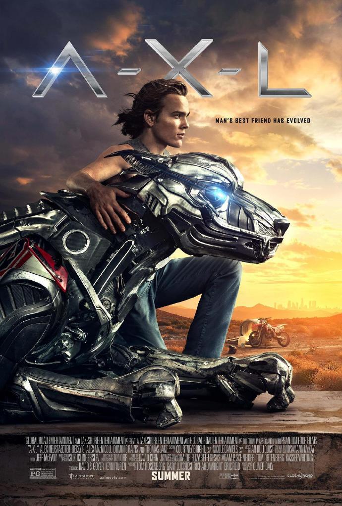 机器猛犬 A.X.L.