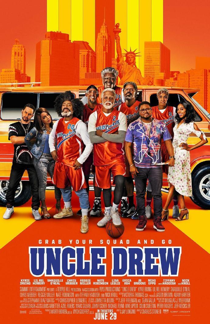 德鲁大叔 Uncle Drew