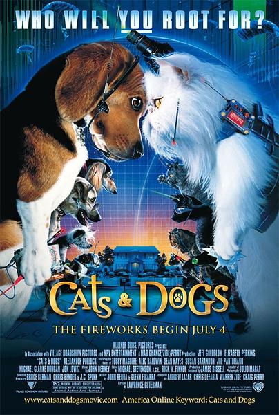 猫狗大战 Cats & Dogs 备用