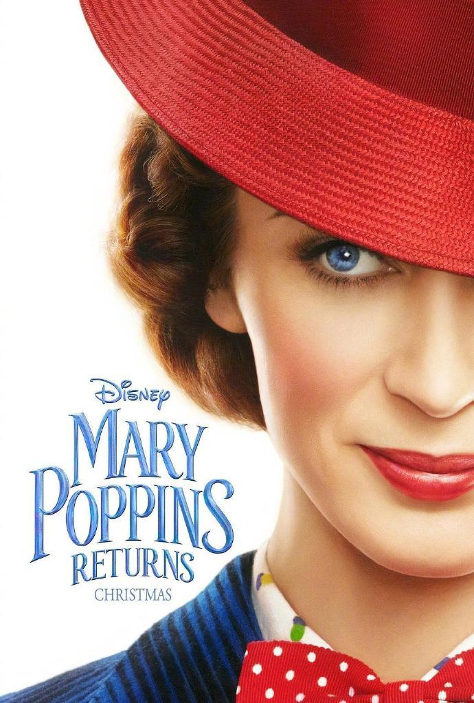 欢乐满人间2 Mary Poppins Returns