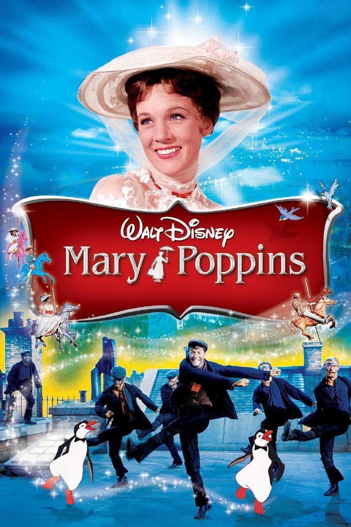 欢乐满人间 Mary Poppins