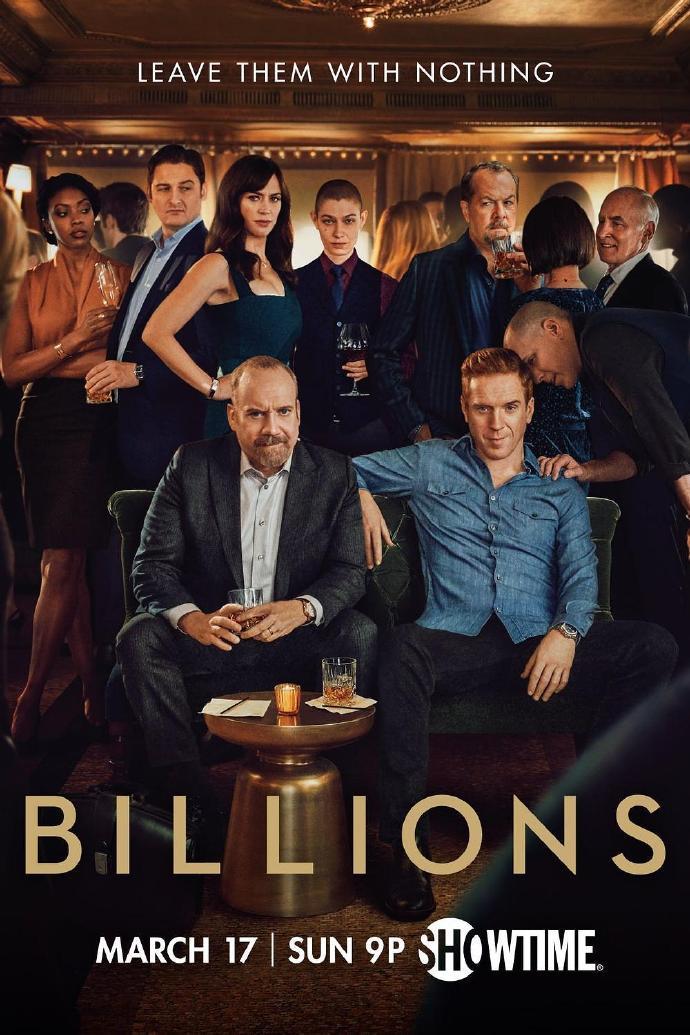 亿万 第四季 Billions Season 4