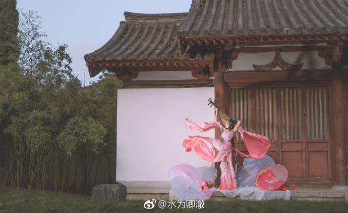 【cos正片】《剑网3九周年》秦风秀姐cosplay欣赏 cos正片-第9张