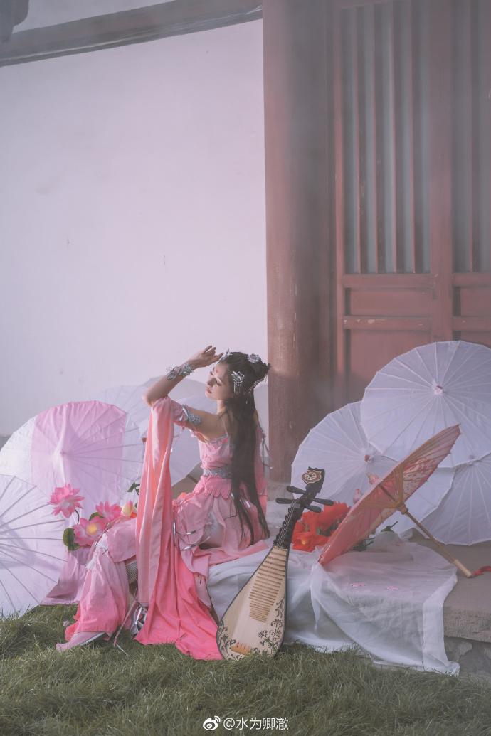 【cos正片】《剑网3九周年》秦风秀姐cosplay欣赏 cos正片-第6张