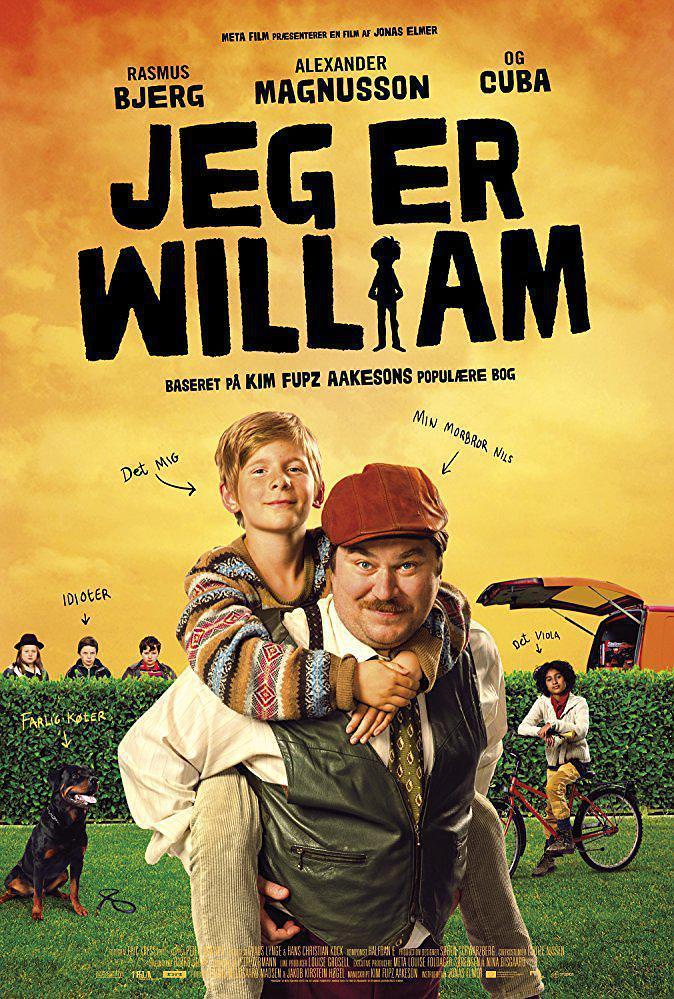 我是威廉 Jeg er William 【WEB-DL720p内嵌中文字幕】【2017】【家庭】【丹麦】